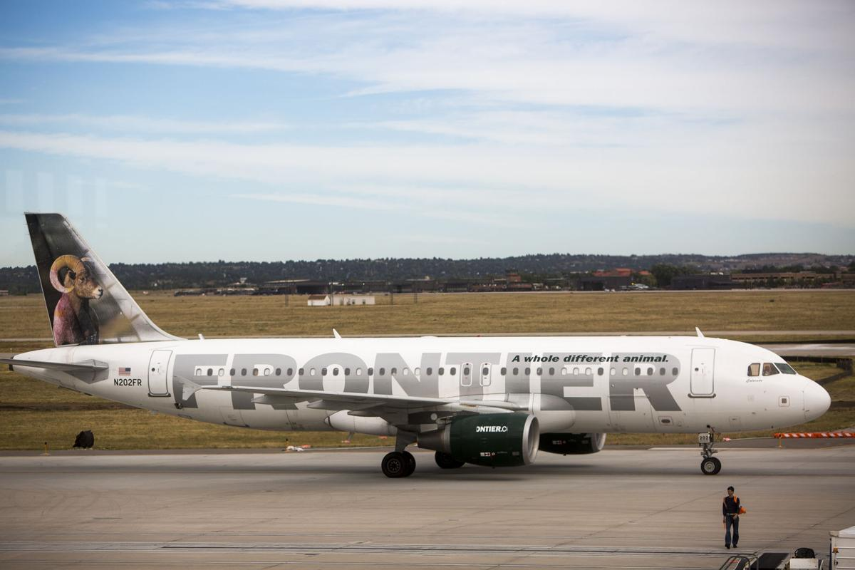 Frontier launches fares as low as $39 on resuming seasonal flights from Colorado Springs
