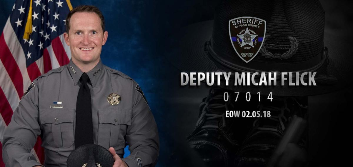 How to make a donation to the family of fallen deputy Micah Flick