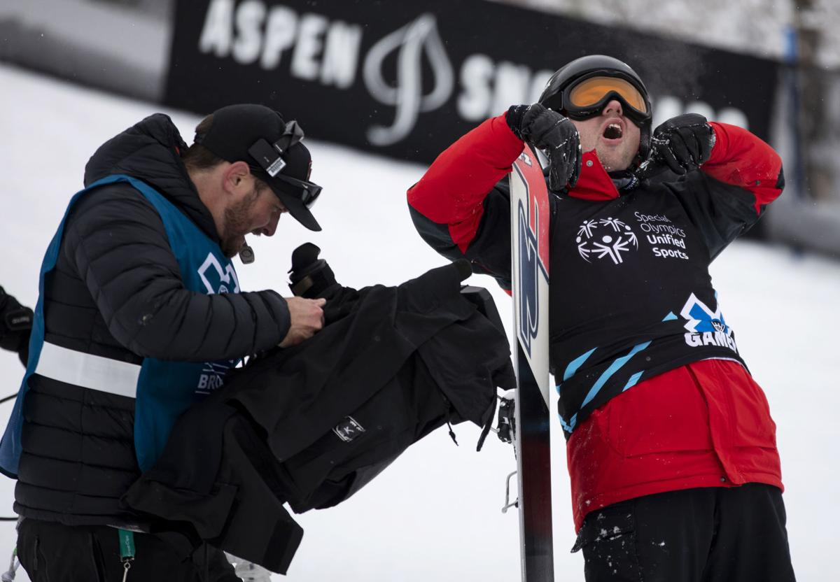 Extreme sports on the menu at X Games Aspen 2020