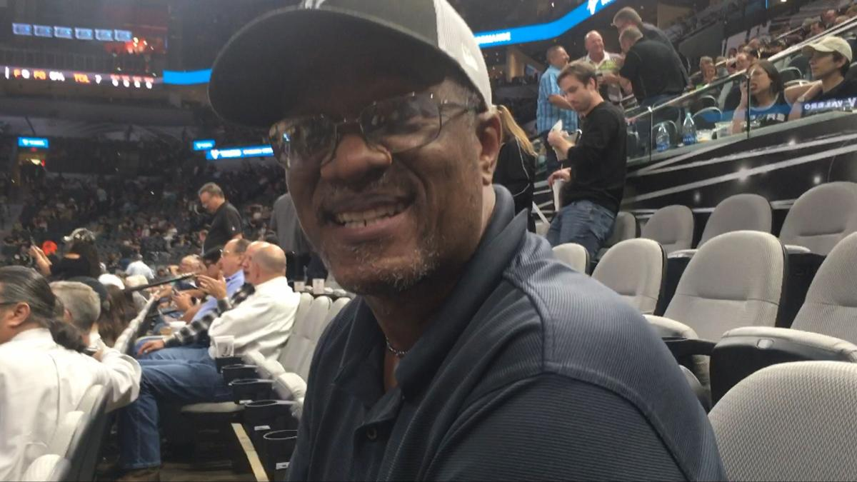 Life hasn't changed much for parents of NBA's Derrick White, who starred at UCCS