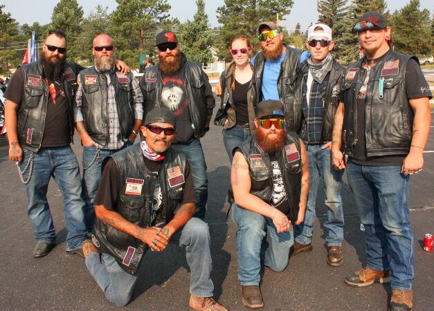 Veterans Motorcycle Rally rolls through Woodland Park, Cripple Creek