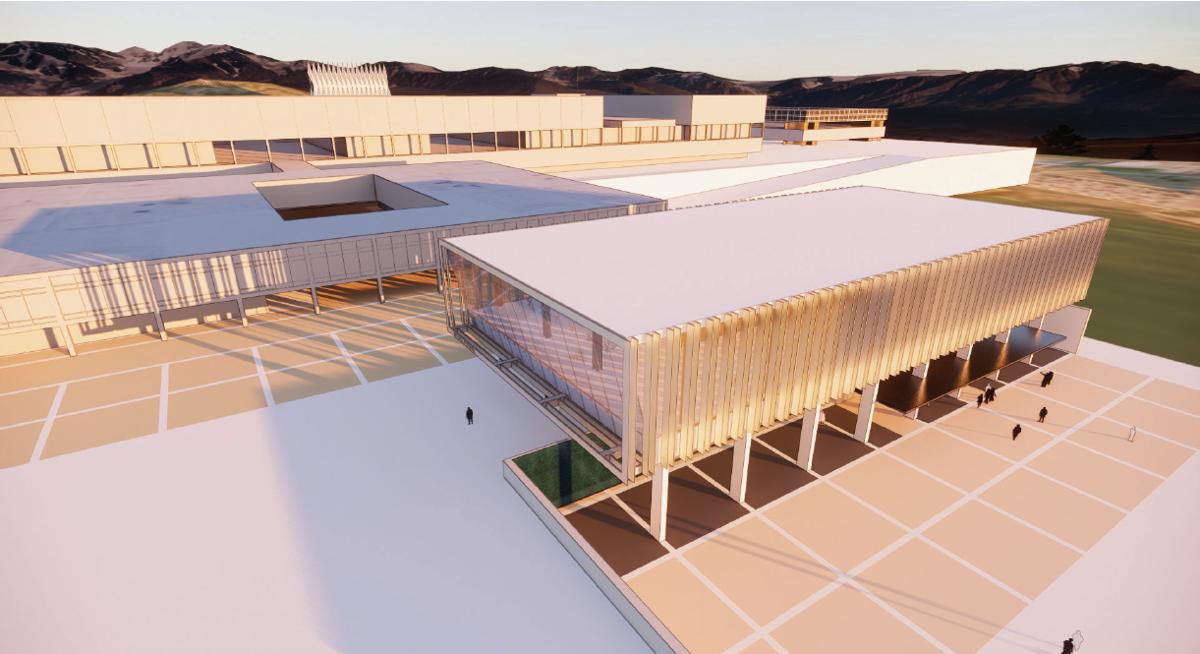 Madera Cyber Innovation Center,