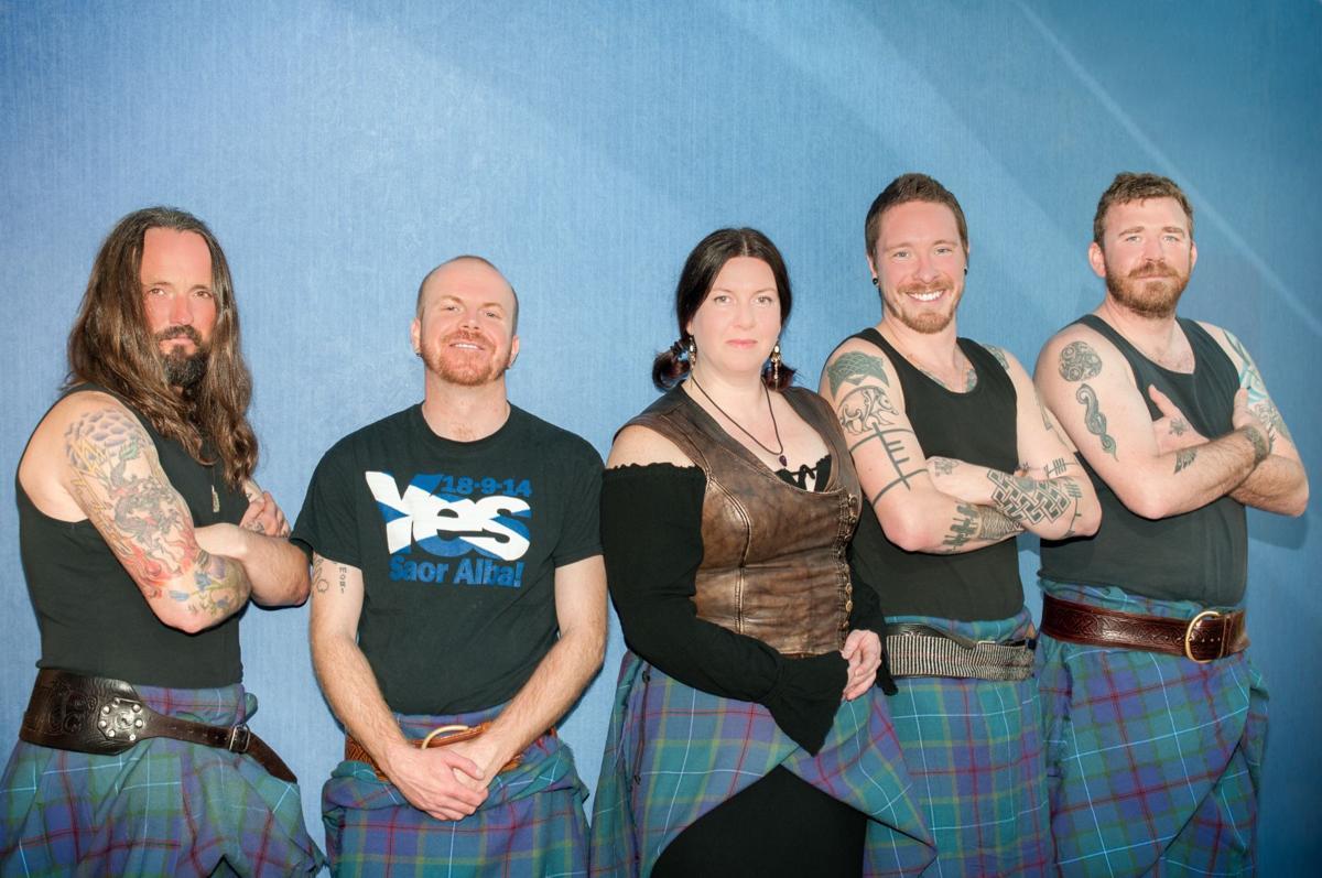 Pikes Peak Celtic Festival attracts Scottish band Albannach
