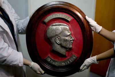 Argentina Nazi Artifacts (copy)