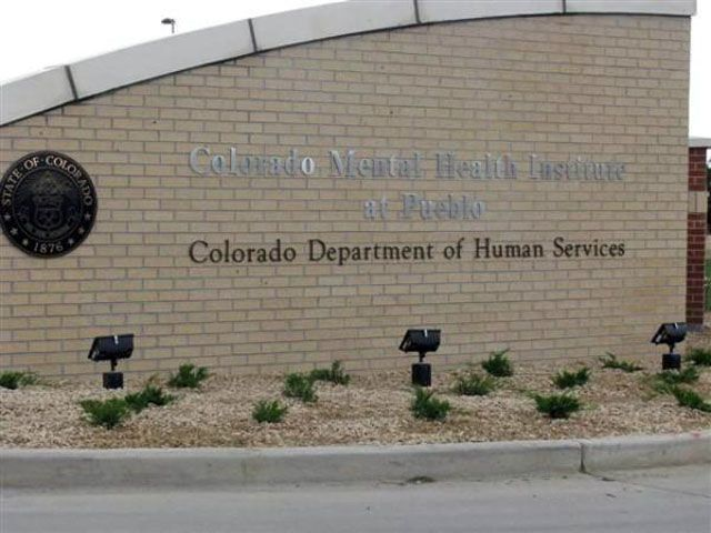 Colorado mental health institute