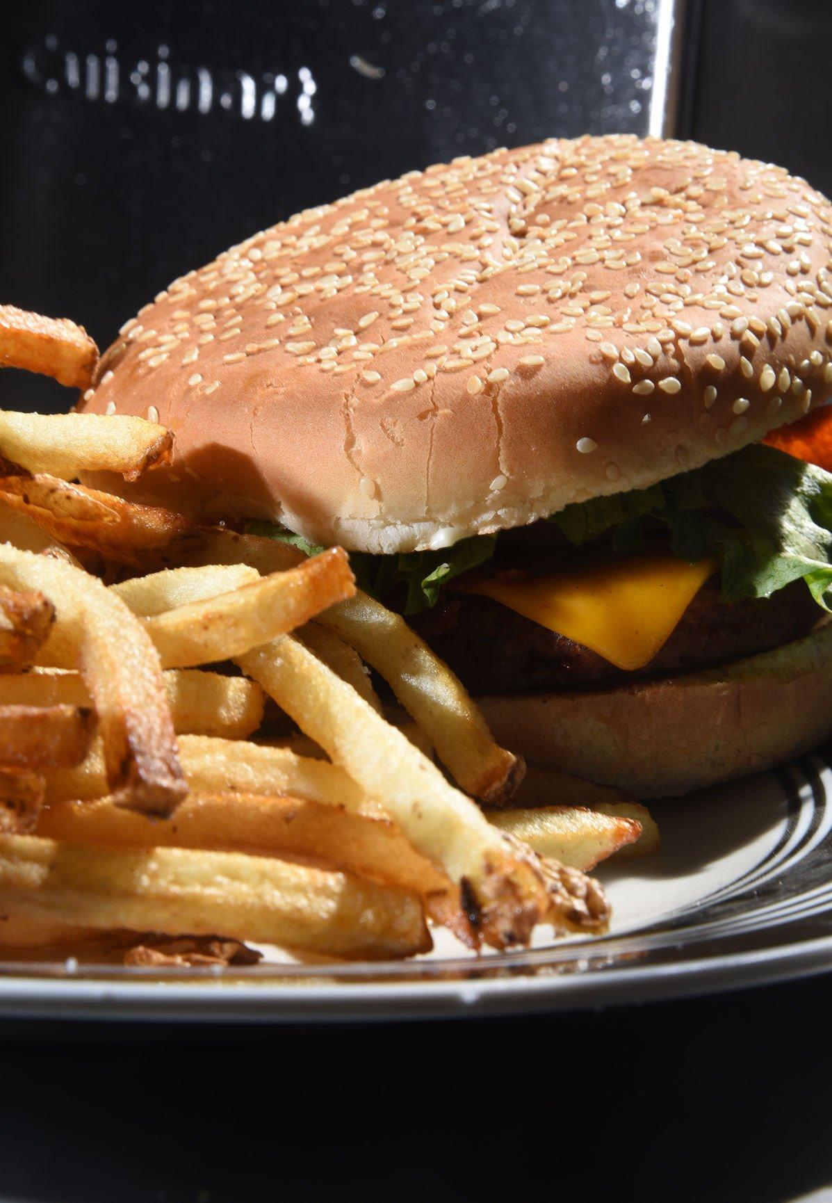 Yummy vegan fast food drive-through makes debut in Colorado Springs