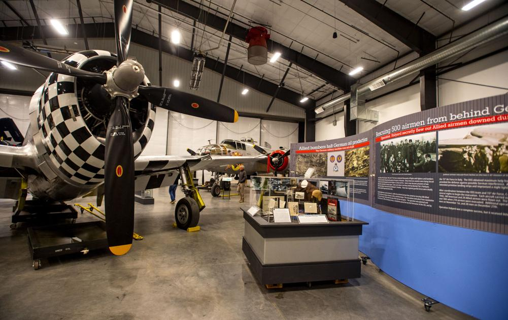 P-38 Lightning finds a home at newly built National Museum of World War II Aviation hangar in Colorado Springs