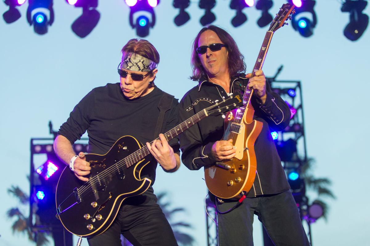 George Thorogood, Jim Suhler