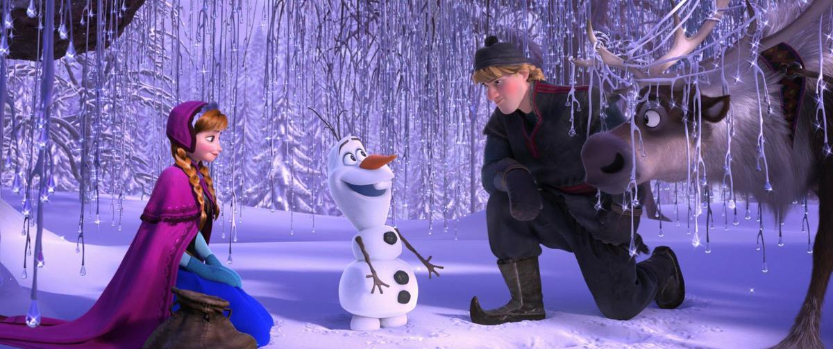 MOVIE REVIEW: Disney's animated 'Frozen' is pretty chill