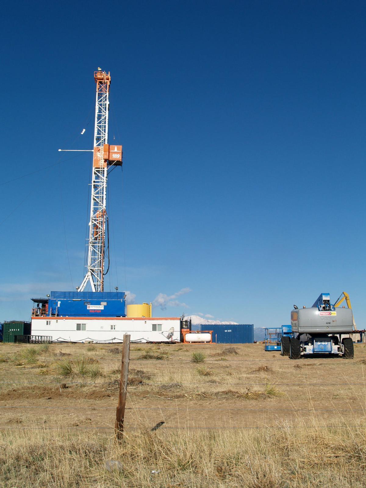 The key ingredient in oil drilling? Water | Colorado Springs