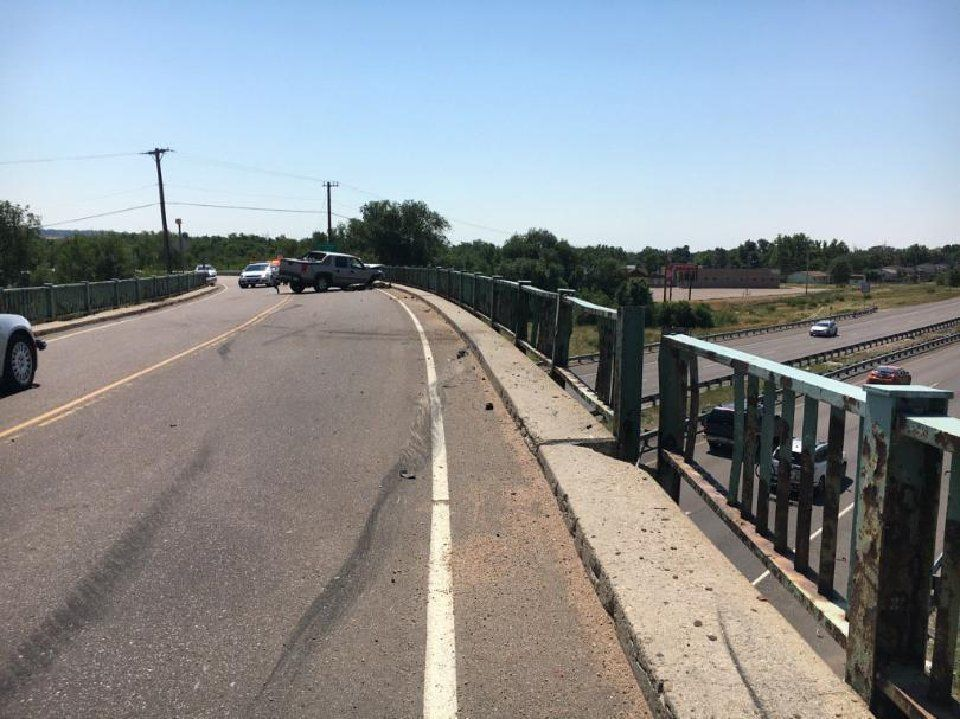Highway 85/87 over I-25 in Colorado Springs reopens after