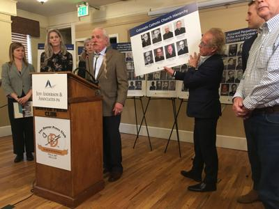 Clergy abuse press conference