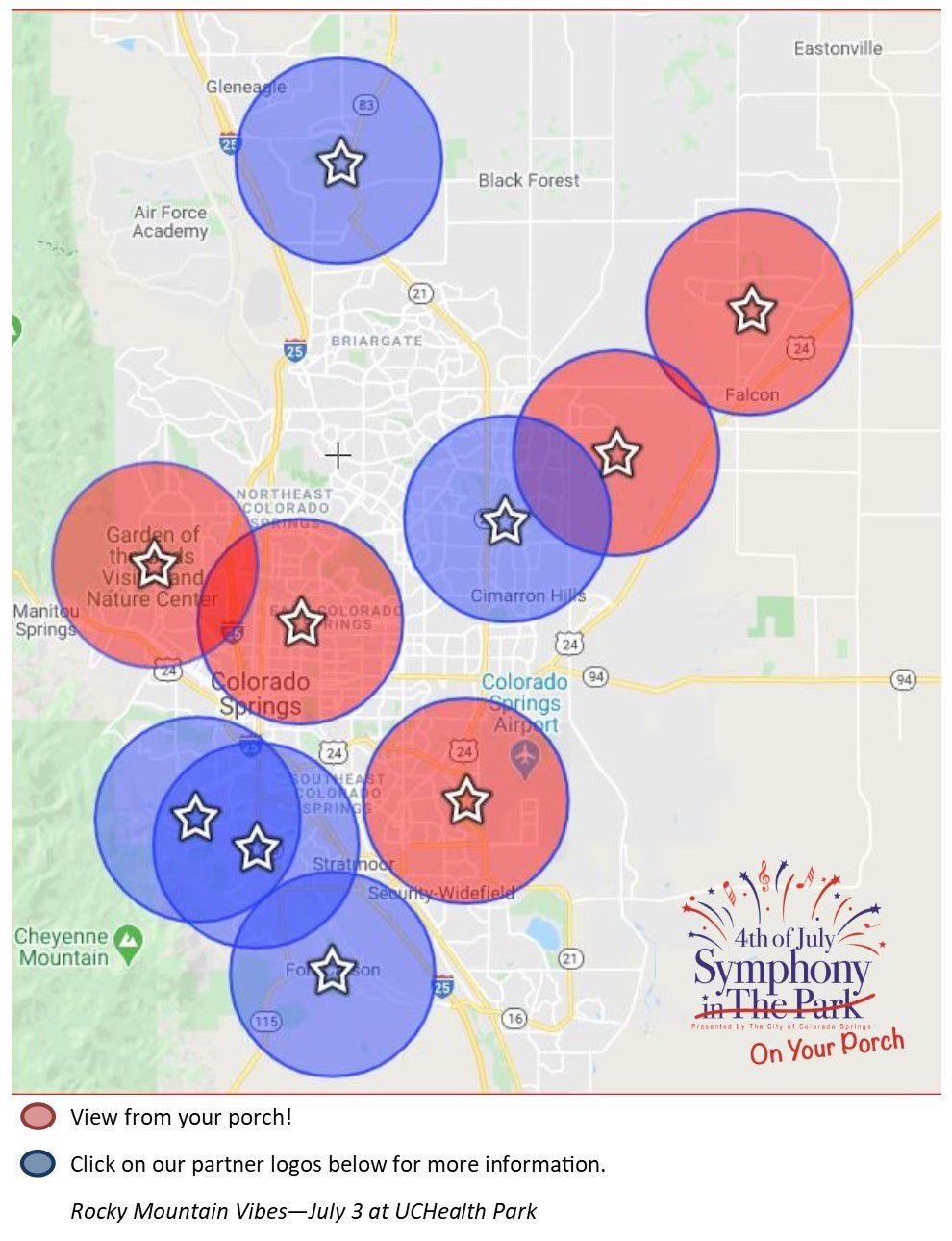 firewroks map