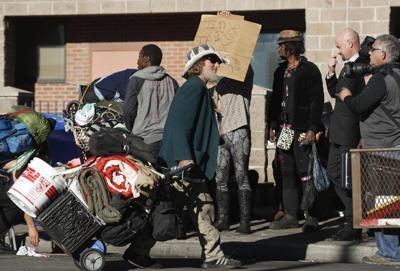 homeless denver sweep colorado