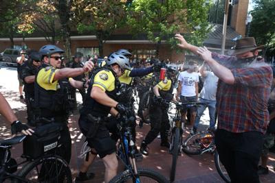 APTOPIX Portland Protest (copy)