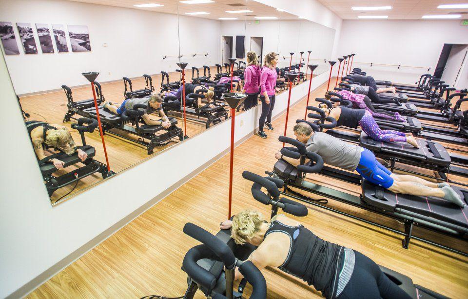 Pilates-inspired Lagree Fitness classes gaining steam in ...