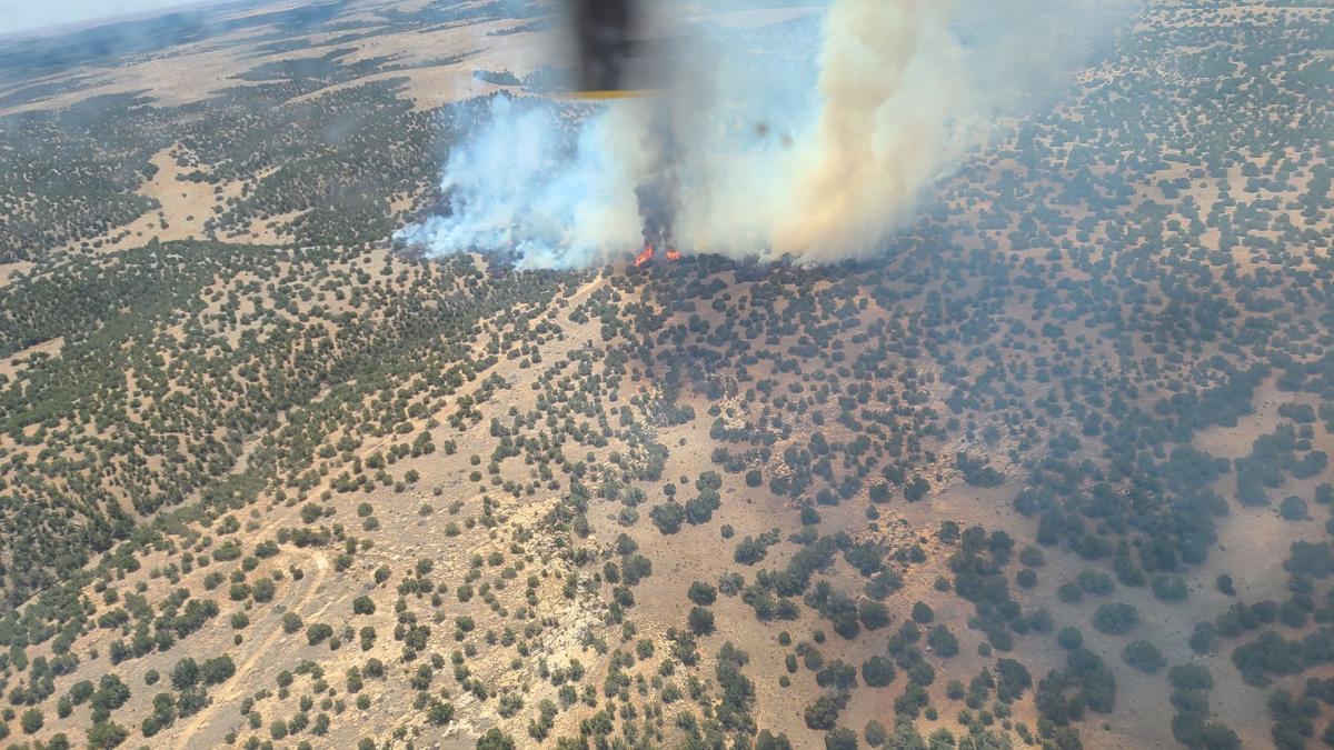 Cherry Canyon Fire
