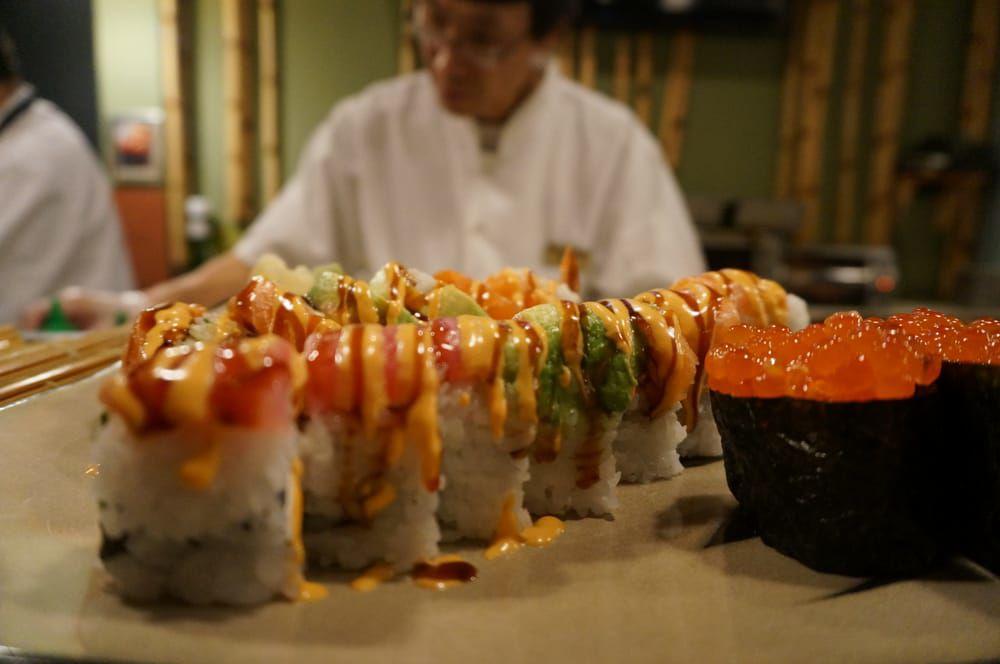10 Best Sushi Restaurants In Colorado Springs