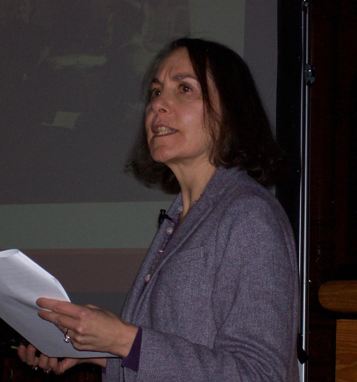 Dr. Lesley Ginsberg, Ph.D