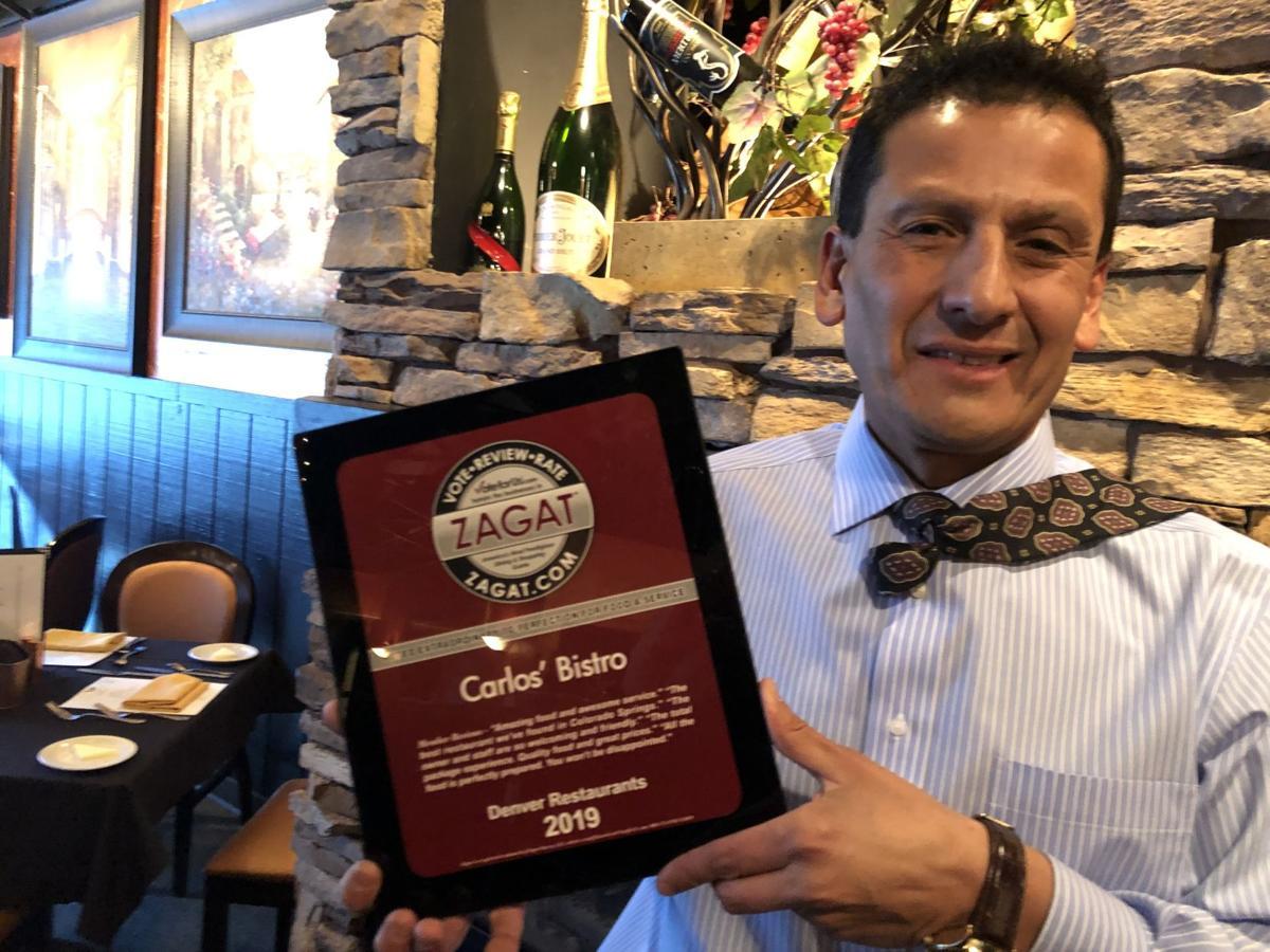 Colorado Springs bistro ranked a top eatery in Colorado