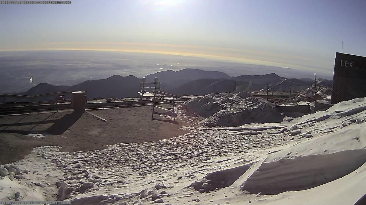 Pikes Peak Summit