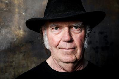 Neil Young's new album, 'Colorado,' coming this fall