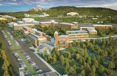 Regents OK $61M for UCCS sports medicine component of City for Champions