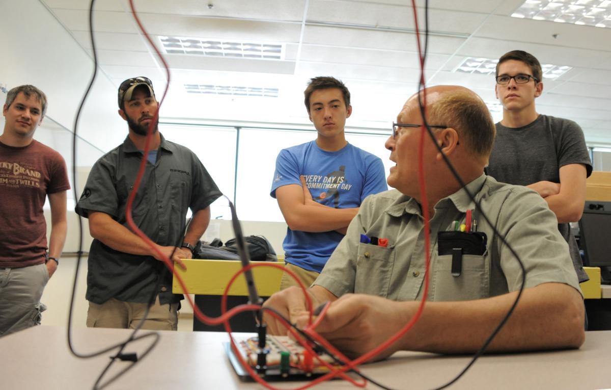 Training gap is a crimp in aerospace contractors' plans