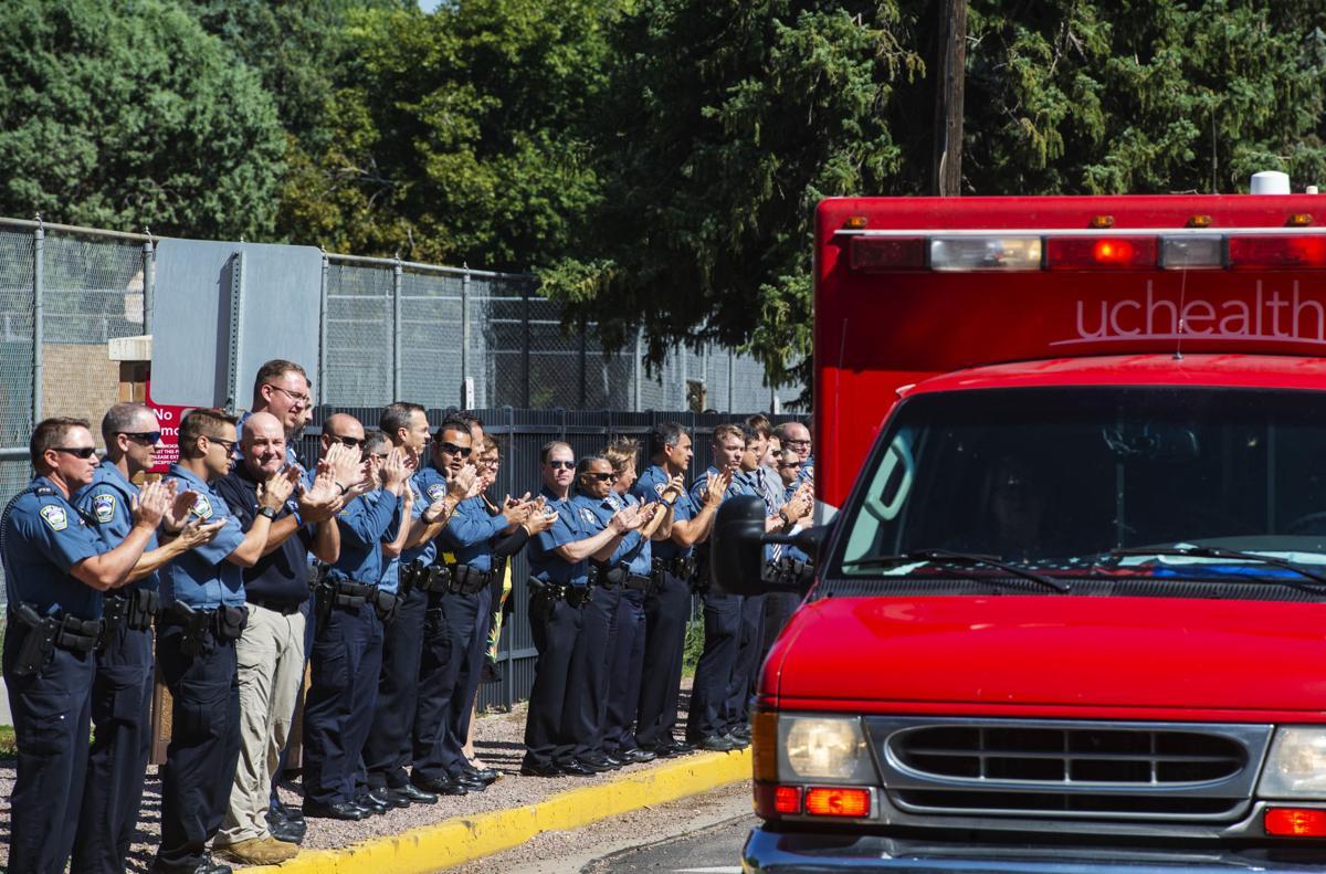 Officer Duzel Motorcade 2