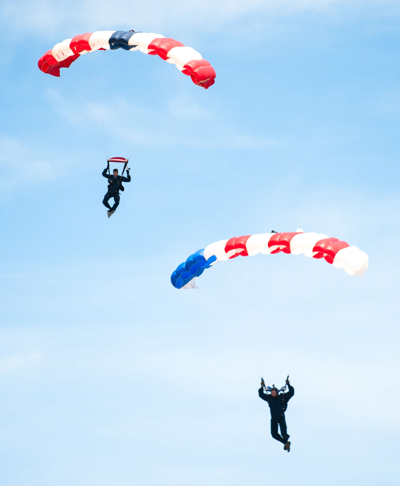 Wings of Blue | United States Air Force Parachute Team
