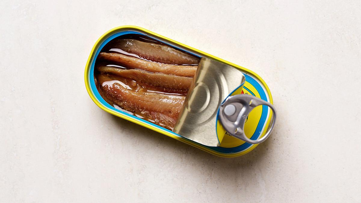 FOOD-ANCHOVIES
