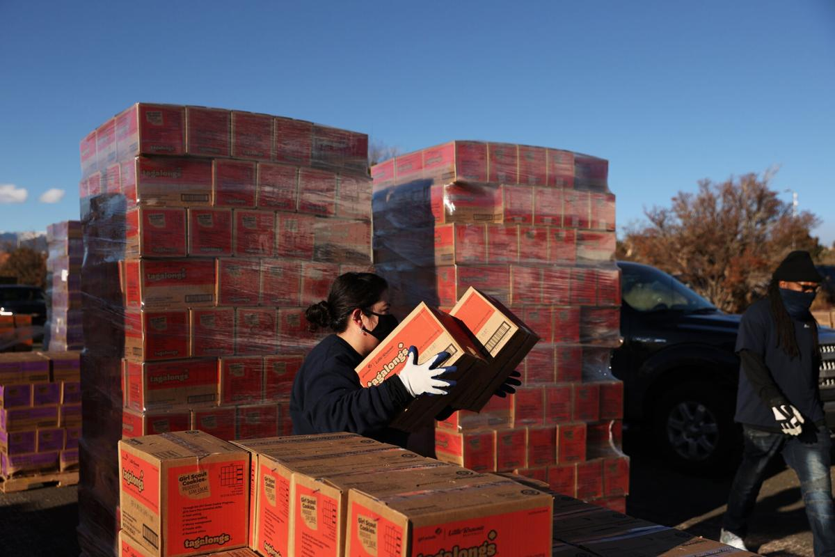 Ready or not, Girl Scout cookies are here!