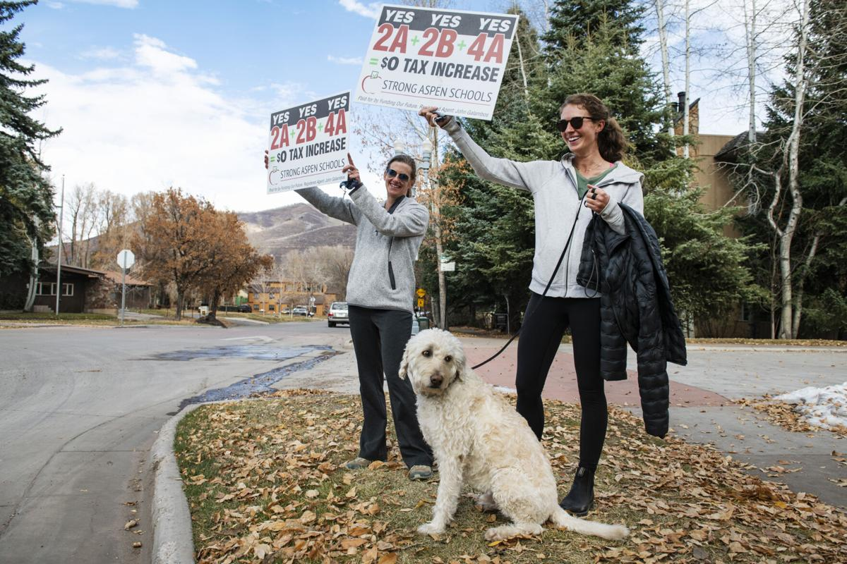 Scenes of the 2020 Election Day in Colorado