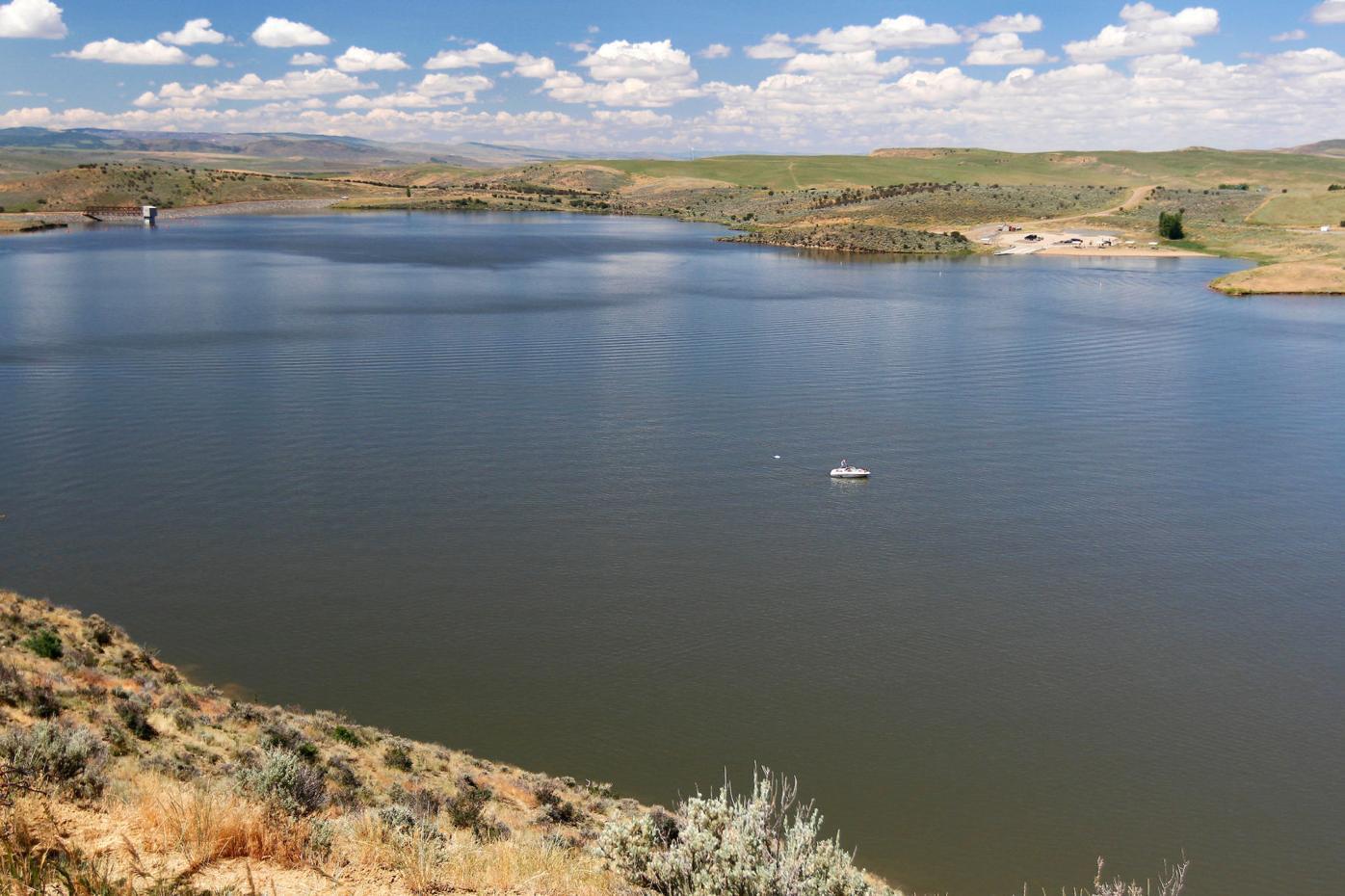 Elkhead Reservoir State Park boasts serenity for visitors