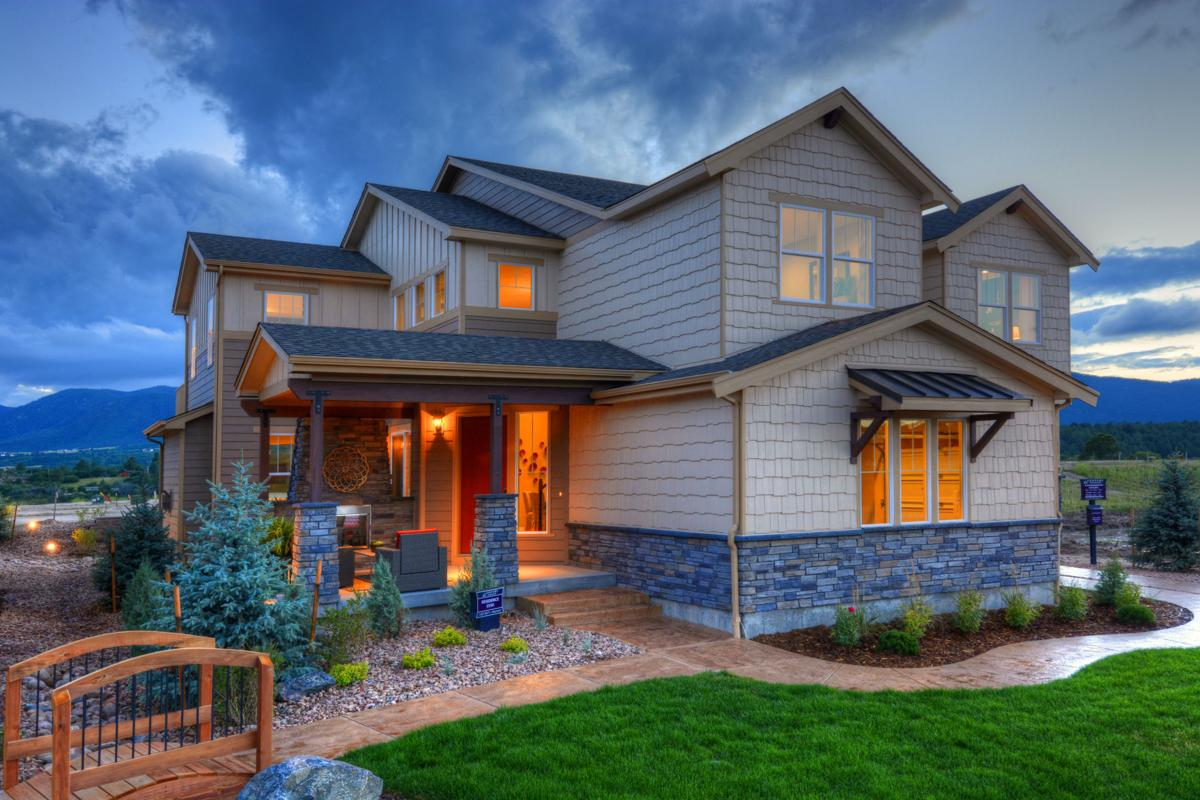 Century Communities gives focus to lifestyle with its new homes in Monument