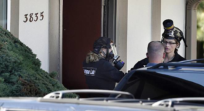 Colorado Springs townhomes shooter, victims identified from Monday night melee