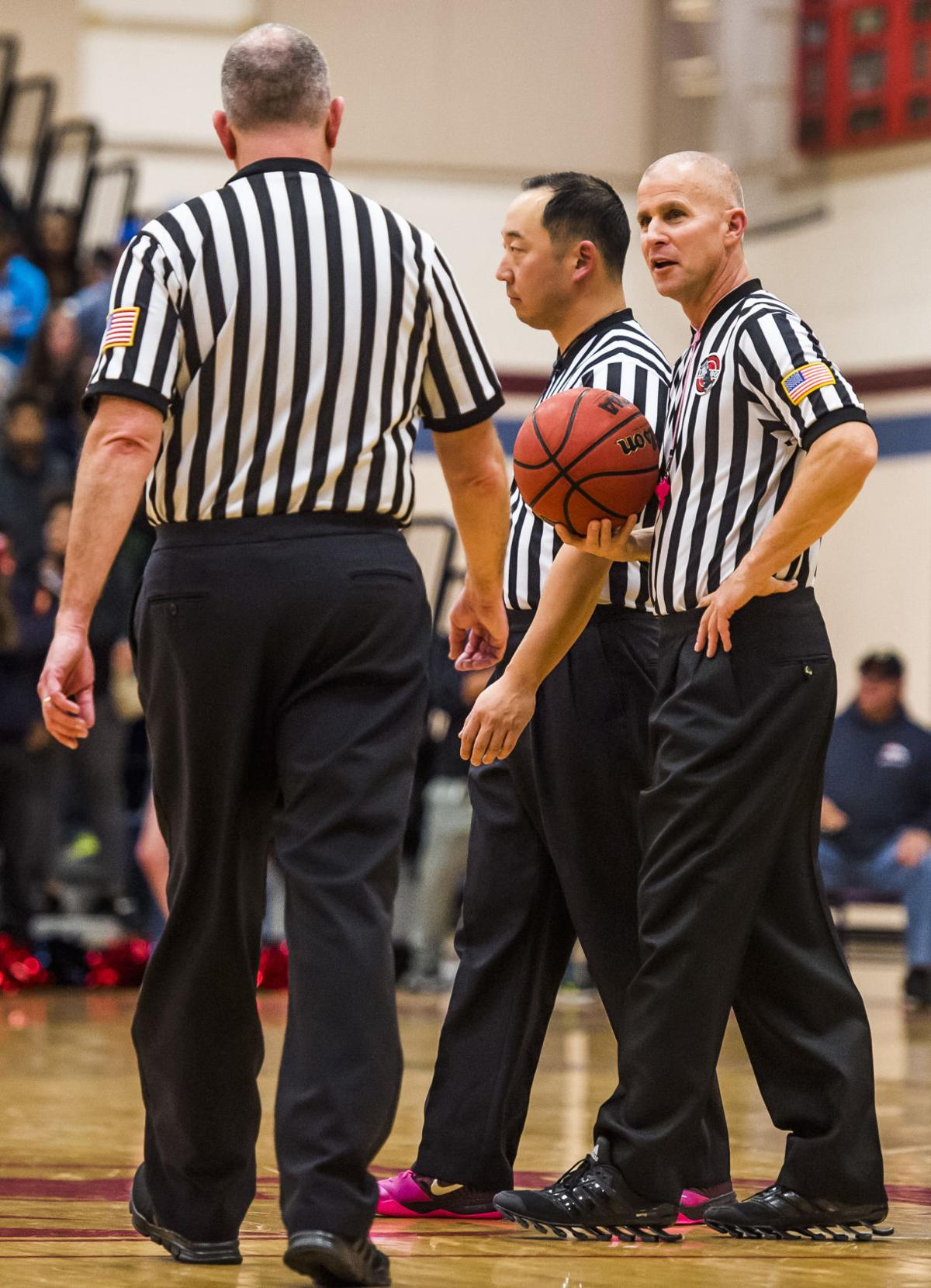 Area high school basketball referee association looking to boost numbers
