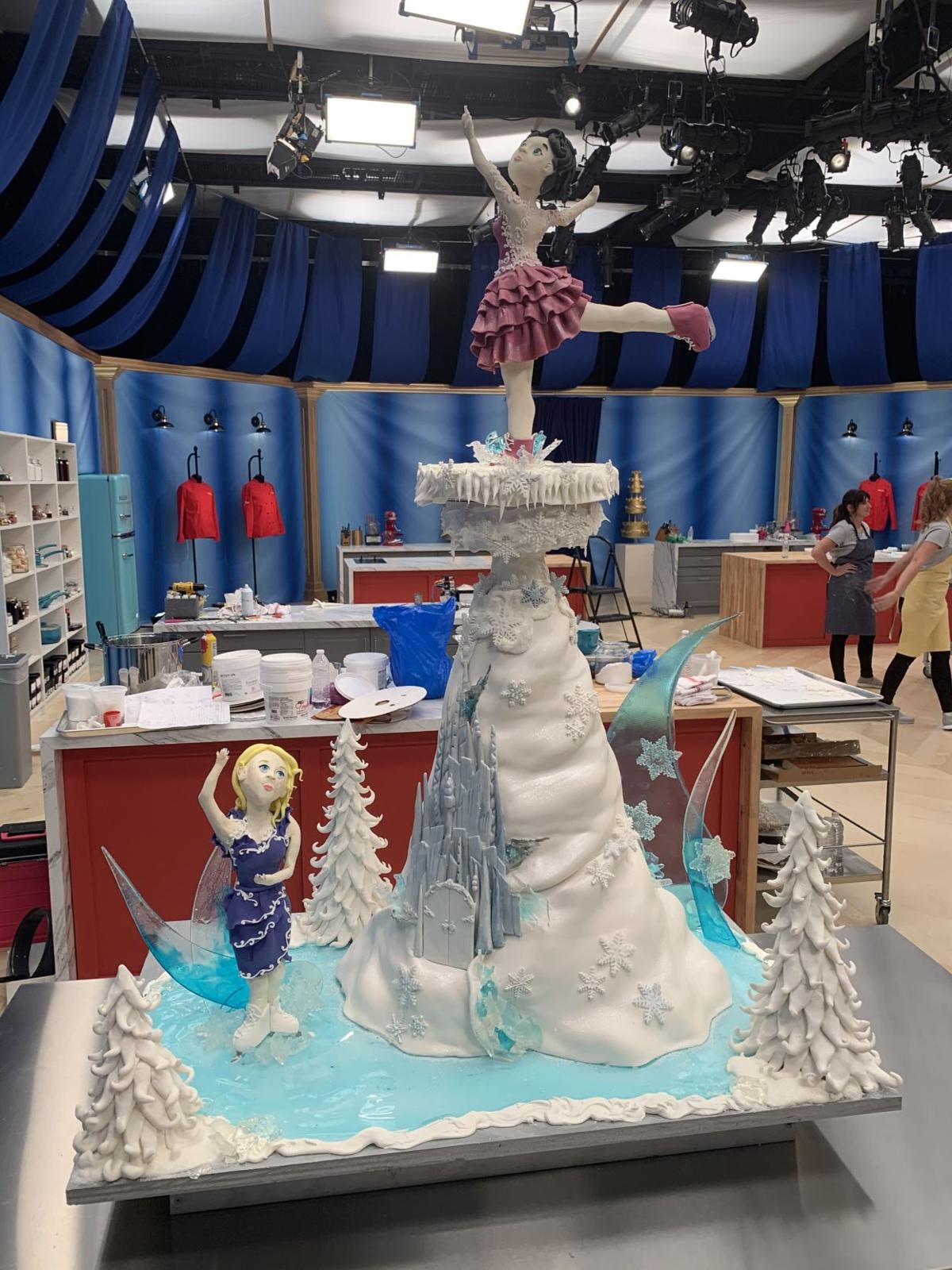 Colorado Springs pastry chef wins $10,000 in reality TV baking contest
