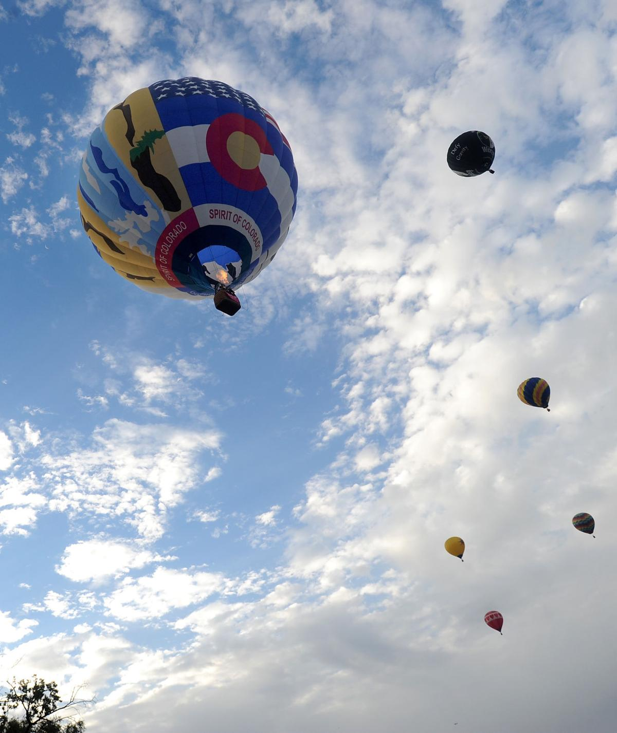 City politics may push Balloon Classic out of Colorado Springs