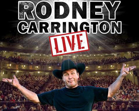 Comedian Rodney Carrington to bring the laughs to Pikes Peak Center