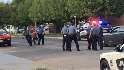 Colorado Springs police say man fired gun at Platte Avenue commuters