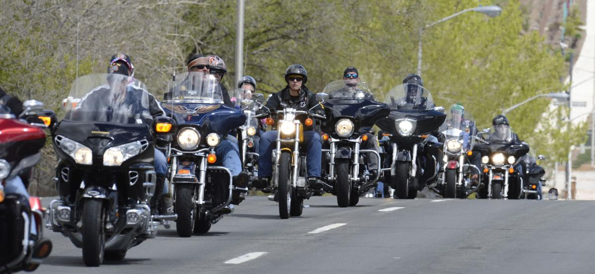 VETERANS RECOGNITION RIDE