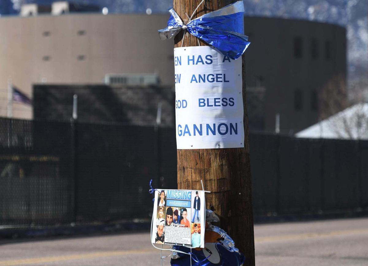 Gannon Signs at CJC