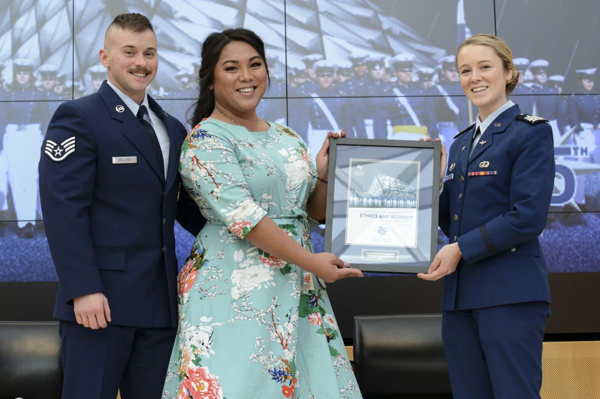 Air Force Academy leadership symposium changes with the times