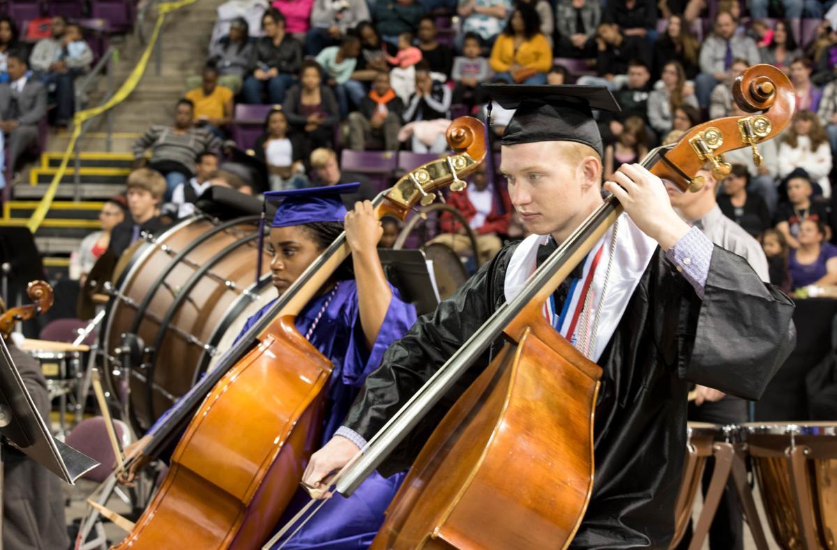 2017 Mesa Ridge High School Graduation