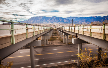 Circle Bridges project in Colorado Springs