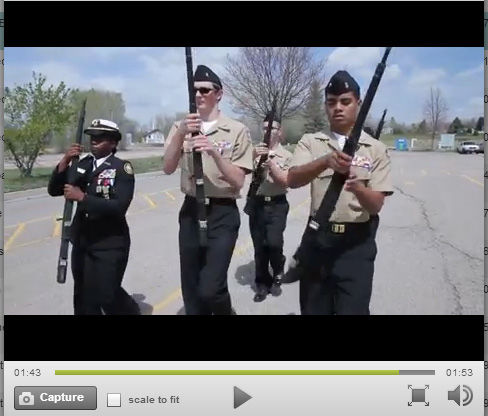 Friday Military Salute: Becoming ship-shape at two Widefield District 3 schools.