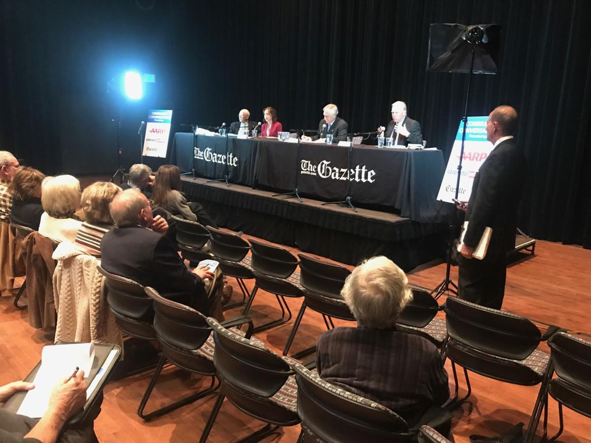 Panelists differ on tax plan's winners and losers at Colorado Springs forum