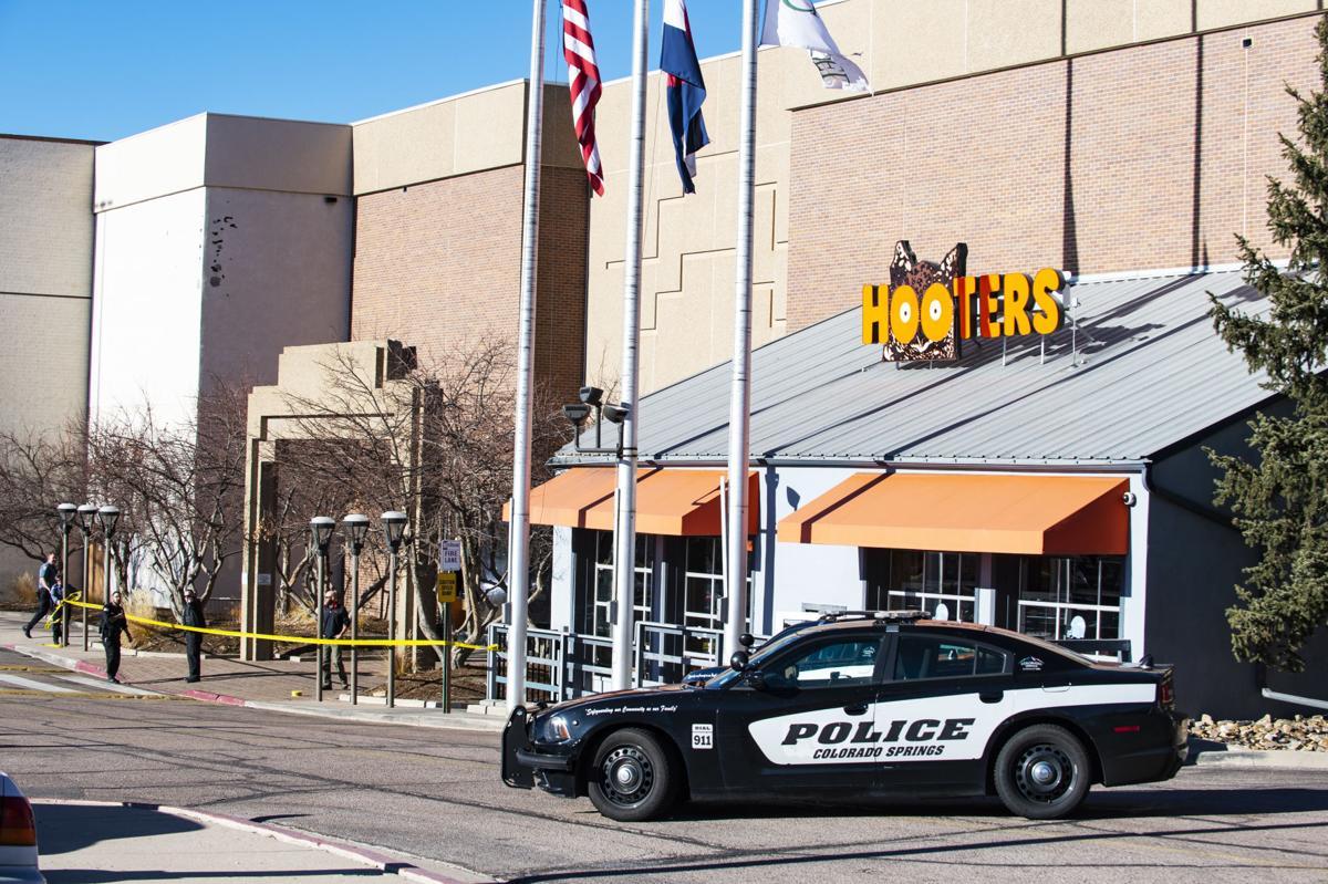 citadel mall hooters shooting 121818