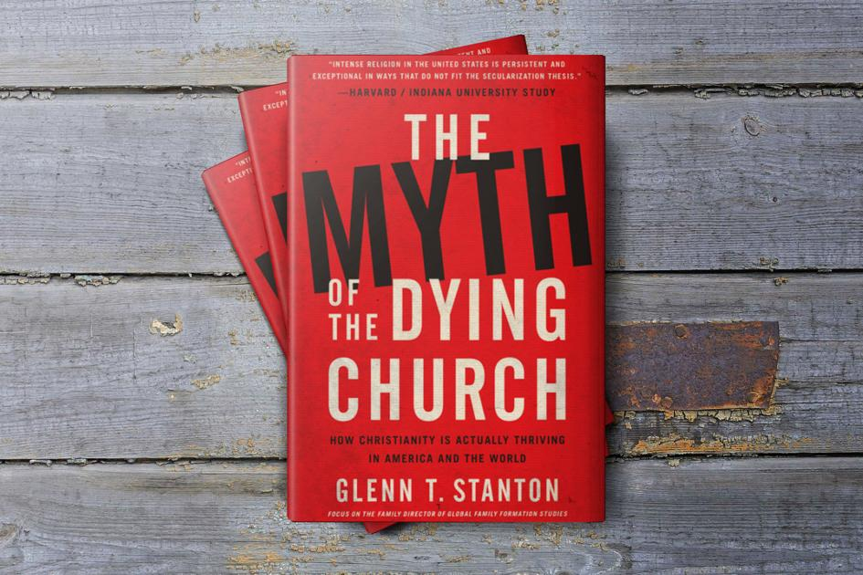 Is the U.S. church dying? Colorado Springs author says 'biblical' churches growing